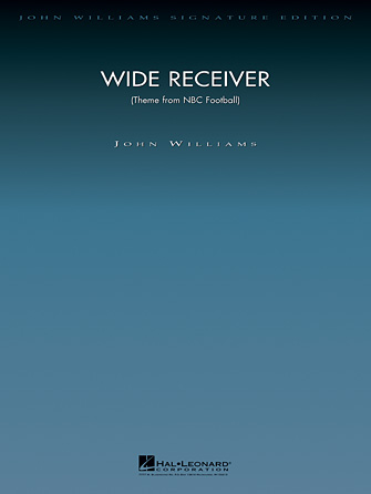 Product Cover for Wide Receiver (Theme from NBC Football)