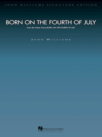 Product Cover for Born on the Fourth of July