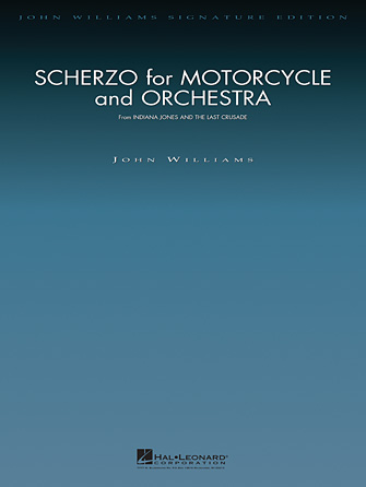 Product Cover for Scherzo for Motorcycle and Orchestra (from Indiana Jones and the Last Crusade)