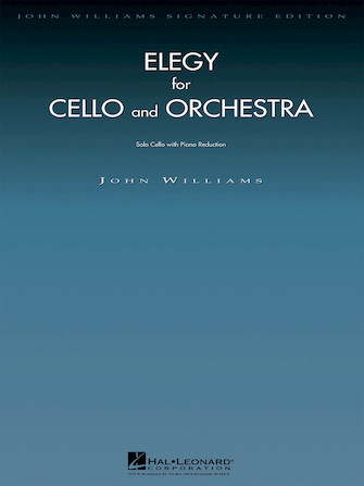 Product Cover for Elegy for Cello and Orchestra