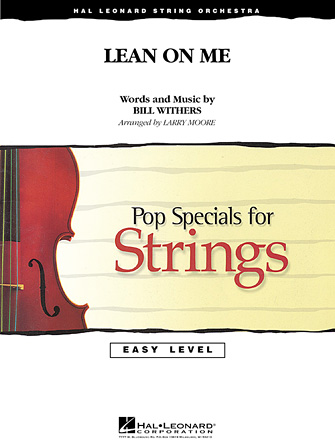 Product Cover for Lean on Me
