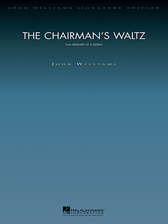 Product Cover for The Chairman's Waltz (from Memoirs of a Geisha)
