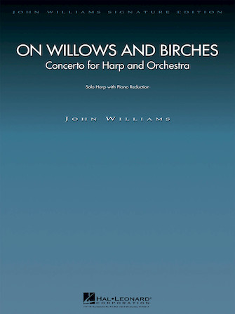 Product Cover for On Willows and Birches: Concerto for Harp and Orchestra