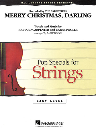 Product Cover for Merry Christmas, Darling