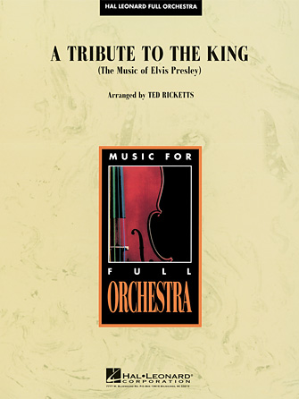 Product Cover for A Tribute to the King (The Music of Elvis Presley)