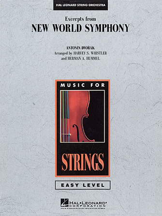 Product Cover for Excerpts from New World Symphony