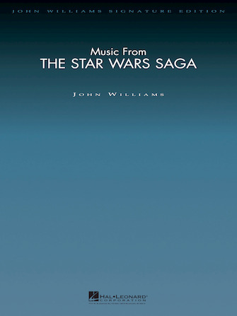 Product Cover for Music from the Star Wars Saga