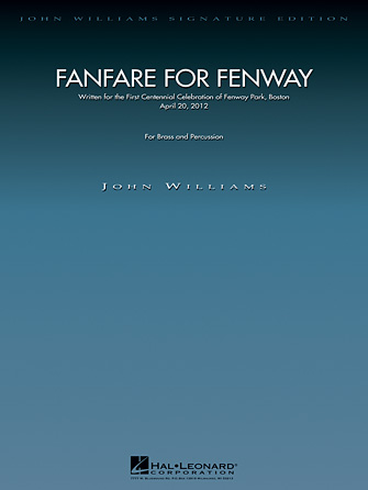 Product Cover for Fanfare for Fenway