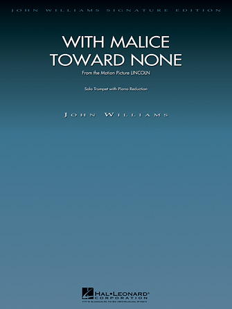 Product Cover for With Malice Toward None (from Lincoln)
