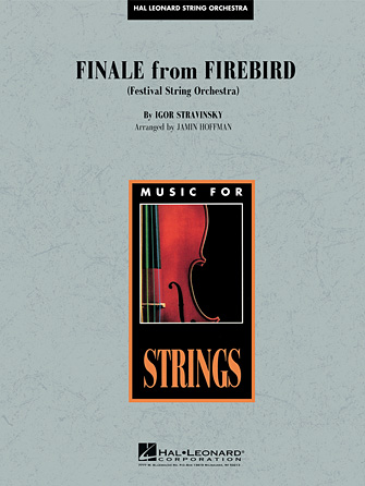 Product Cover for Finale from Firebird (Festival Orchestras Edition)