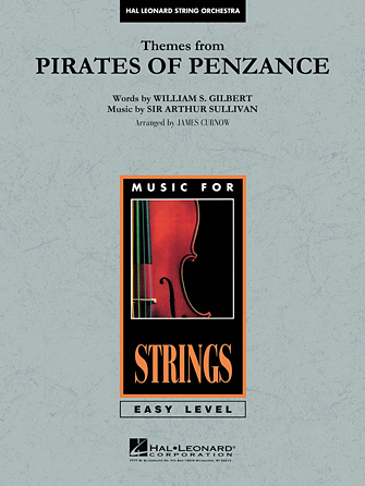 Product Cover for Themes from Pirates of Penzance