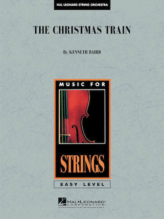 Product Cover for The Christmas Train