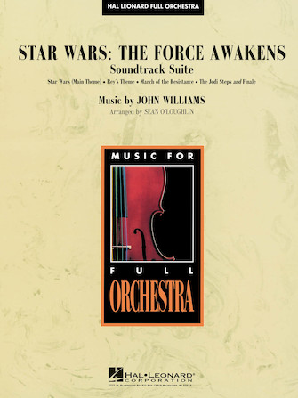Product Cover for Star Wars: The Force Awakens – Soundtrack Suite