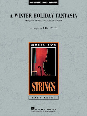 Product Cover for A Winter Holiday Fantasia