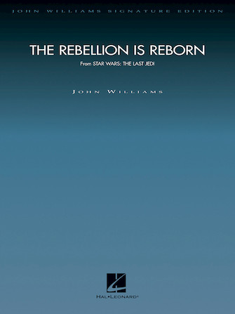Product Cover for The Rebellion Is Reborn (from Star Wars: The Last Jedi)