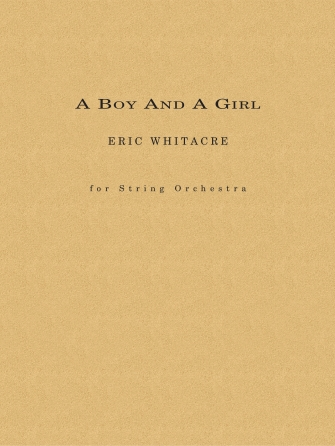 Product Cover for A Boy and a Girl