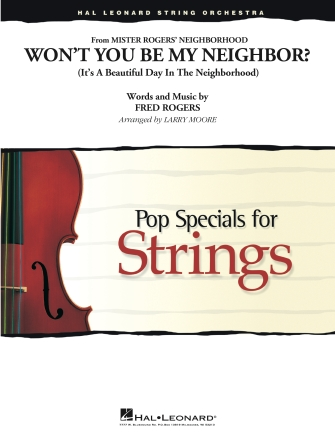 Won't You Be My Neighbor? Pop Specials for Strings