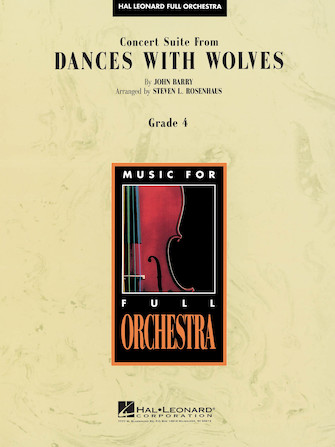 Product Cover for Concert Suite from Dances with Wolves