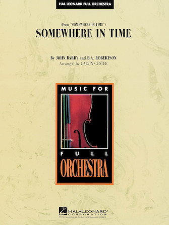 Product Cover for Somewhere in Time