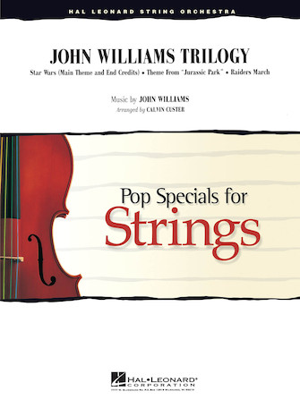 Product Cover for John Williams Trilogy