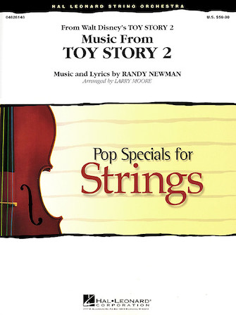 Product Cover for Music from Toy Story 2