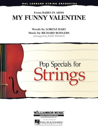 Product Cover for My Funny Valentine