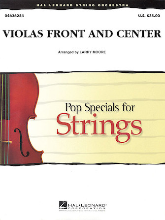 Product Cover for Violas Front and Center