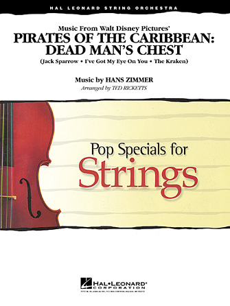 Product Cover for Music from Pirates of the Caribbean: Dead Man's Chest