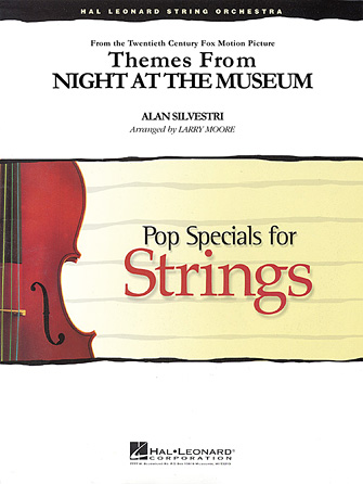 Product Cover for Themes from Night at the Museum