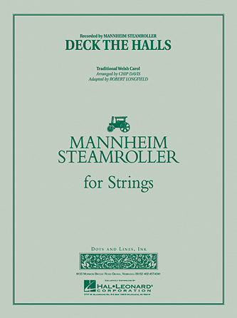 Product Cover for Deck the Halls (Mannheim Steamroller)