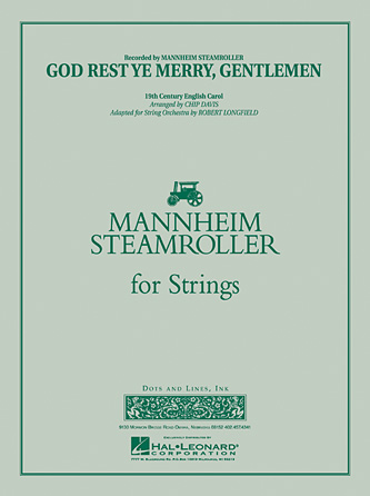 Product Cover for God Rest Ye Merry, Gentlemen