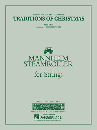 Product Cover for Traditions of Christmas