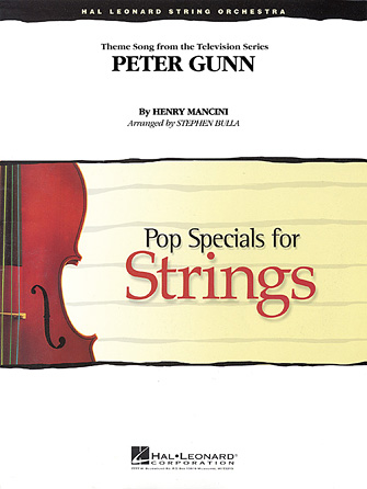 Product Cover for Peter Gunn