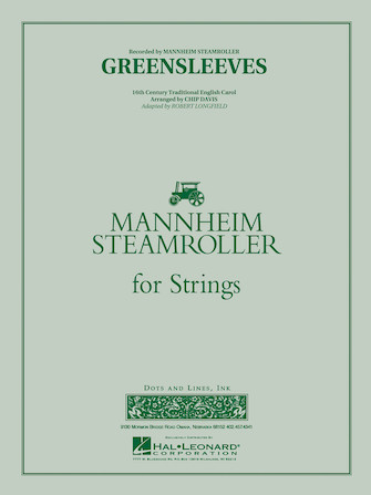 Product Cover for Greensleeves (Mannheim Steamroller)