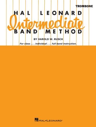 Product Cover for Hal Leonard Intermediate Band Method