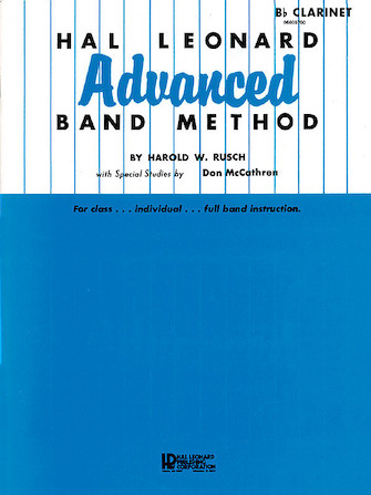 Product Cover for Hal Leonard Advanced Band Method