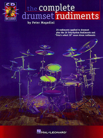 Product Cover for The Complete Drumset Rudiments