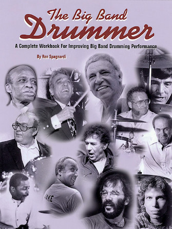 Product Cover for The Big Band Drummer
