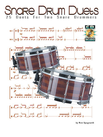 Product Cover for Snare Drum Duets