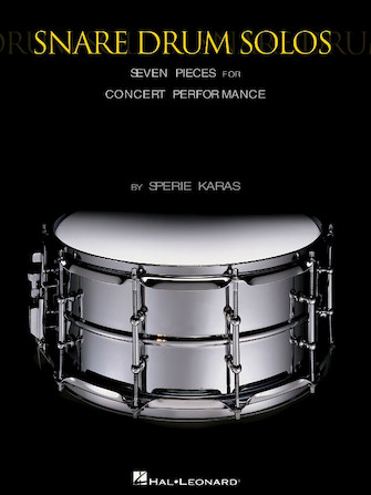 Product Cover for Snare Drum Solos
