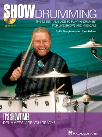 Product Cover for Show Drumming