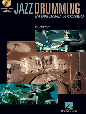 Product Cover for Jazz Drumming in Big Band & Combo