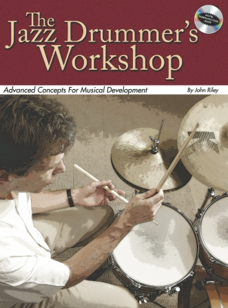 Product Cover for The Jazz Drummer's Workshop