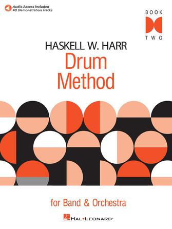 Product Cover for Haskell W. Harr Drum Method – Book Two