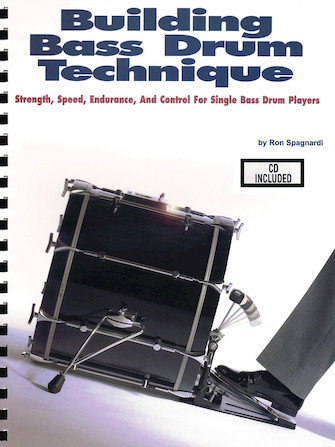 Product Cover for Building Bass Drum Technique