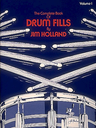 Product Cover for The Complete Book of Drum Fills