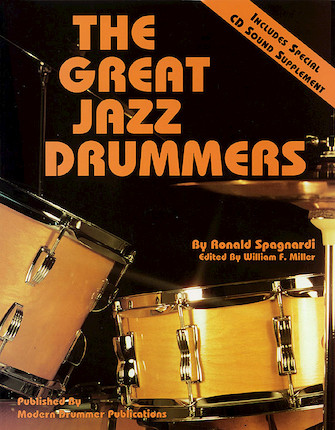 Product Cover for The Great Jazz Drummers