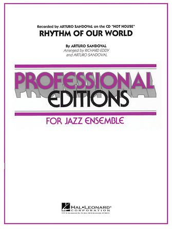 Product Cover for RHYTHM OF OUR WORLD