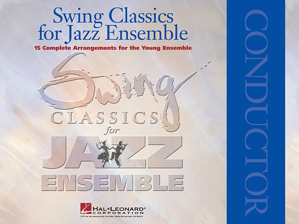 Product Cover for Swing Classics for Jazz Ensemble – Conductor