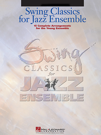 Product Cover for Swing Classics for Jazz Ensemble – Drums